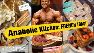 ANABOLIC FRENCH TOAST