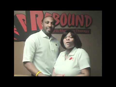 Darious & Corey Brown - Rebound Sports Massage Therapy