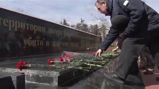"""Исторический урок """"В память Хатыни""""  -  22 марта 2019 г"""