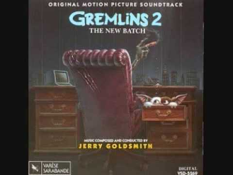 Gremlins 2 The Motion Picture Main Theme Music