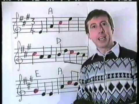 Improve Your Music Reading - Peter Hayward.WMV