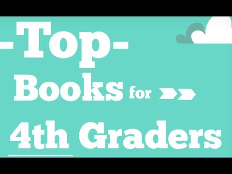 Top 4th Grade Reading List Best Books Youtube