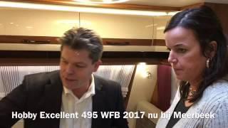 Reviews Hobby Excellent 495 WFB 2017 te koop Meerbeek Caravans & Campers Doetinchem