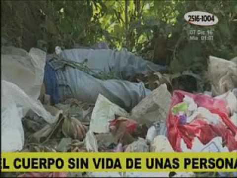 Alarma por cadáver en basurero de colonia El Ocotillo