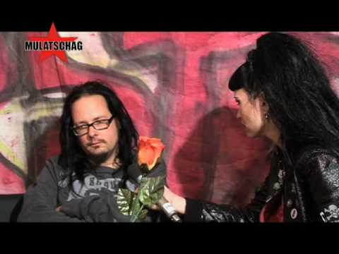 JONATHAN DAVIS Interview KORN