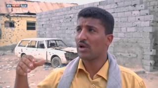 عدن.. حتى المدارس قصفها المتمردون