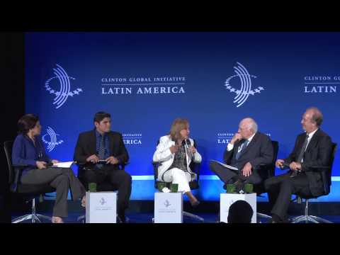 Early Childhood Development: Closing Gaps, Opening Futures - 2013 CGI Latin America Meeting