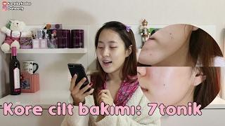 Kore cilt bakımı   7 tonik
