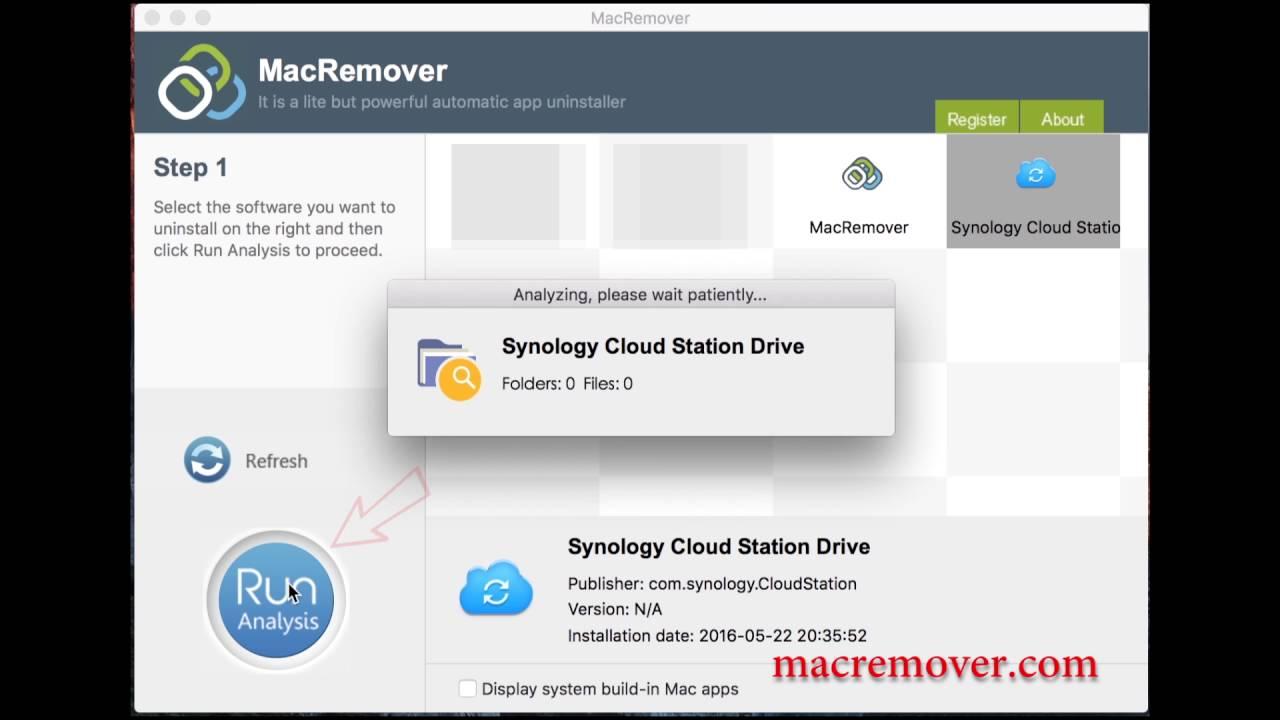 Cloud Station Mac