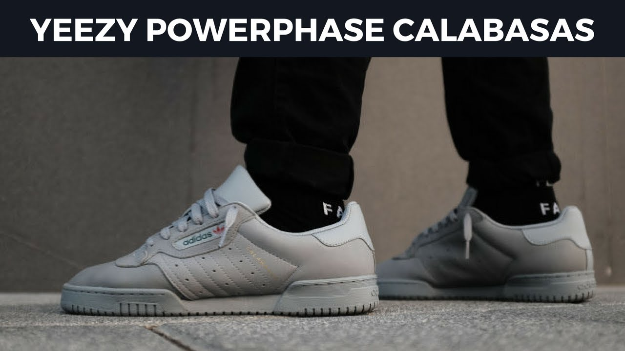 adidas Yeezy Powerphase Calabasas - Pick up and Review + Off White  Industrial Belt 1b8e4a310