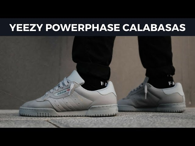 e11a3da8ab515 adidas Originals Yeezy Powerphase Calabasas – Is it worth the hype  –  bowties and bones