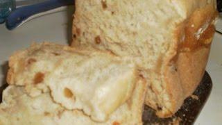 Сладкий хлеб с изюмом из хлебопечки  Украинская кухня