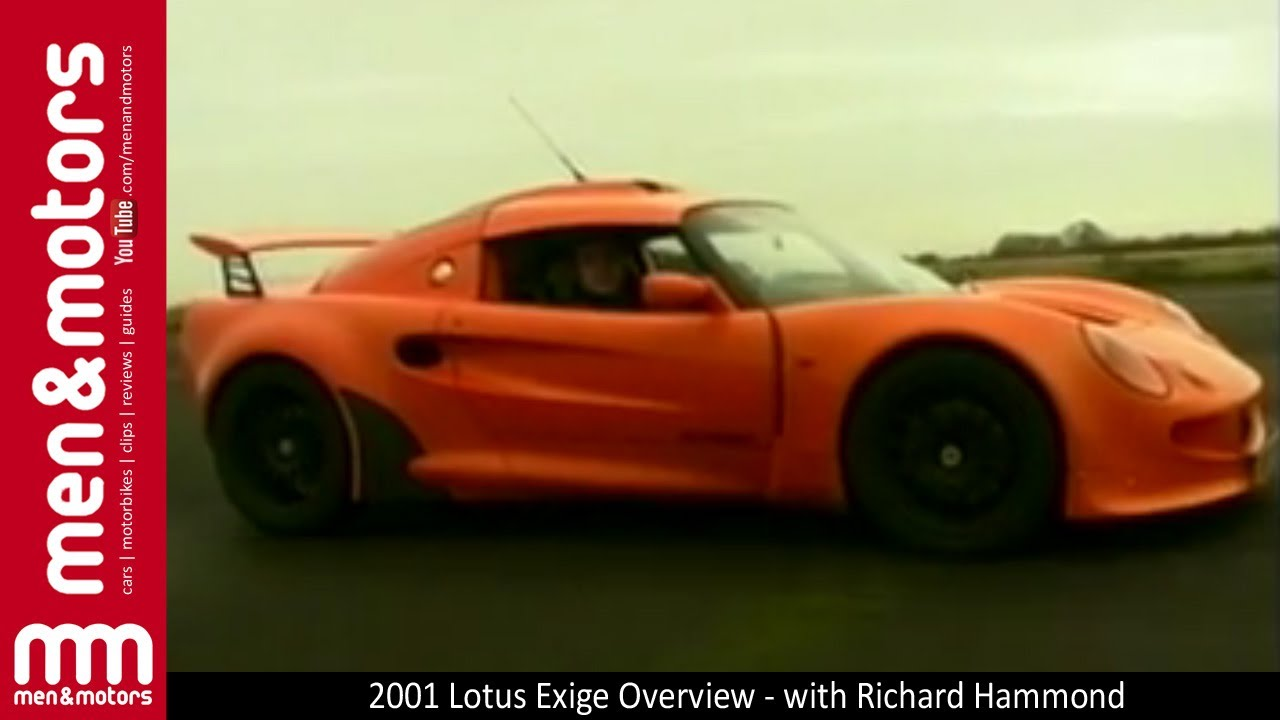 2001 lotus exige overview with richard hammond youtube 2001 lotus exige overview with richard hammond vanachro Images