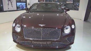 Bentley Continental GT (2018) Exterior and Interior