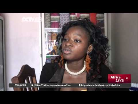22 year old shaking up Cotonou style industry in Benin