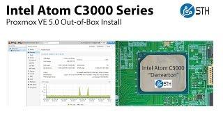 "Proxmox VE 5.0 w/ Intel Atom C3000 (""Denverton"") Works Out of Box"