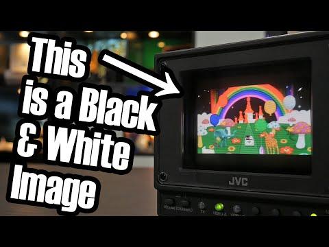 LCCS: el monitor «híbrido» hijo directo de la «guerra de las tecnologías de la TV en color»