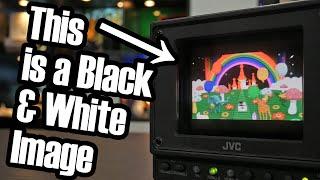 LCCS: The LCD / CRT Hybrid from JVC