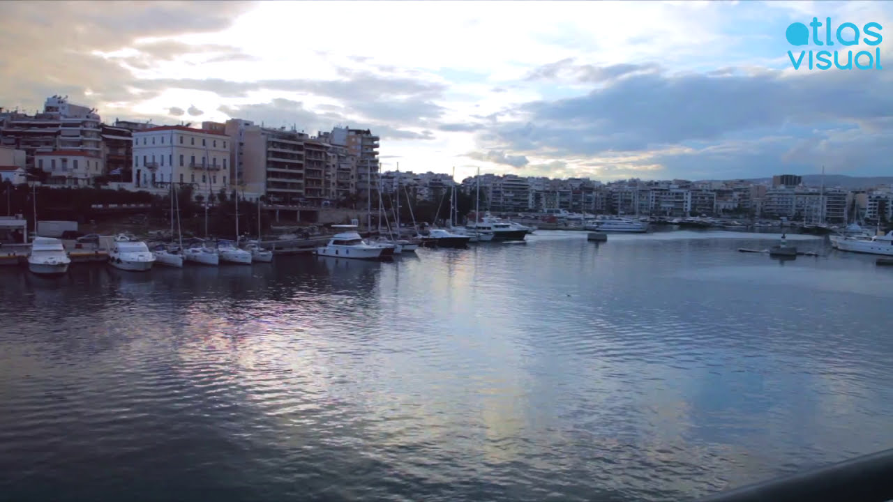 Piraeus, Greece - Athens/Attica - AtlasVisual - YouTube