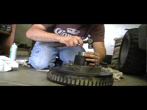 How to Replace Trailer Wheel Bearings