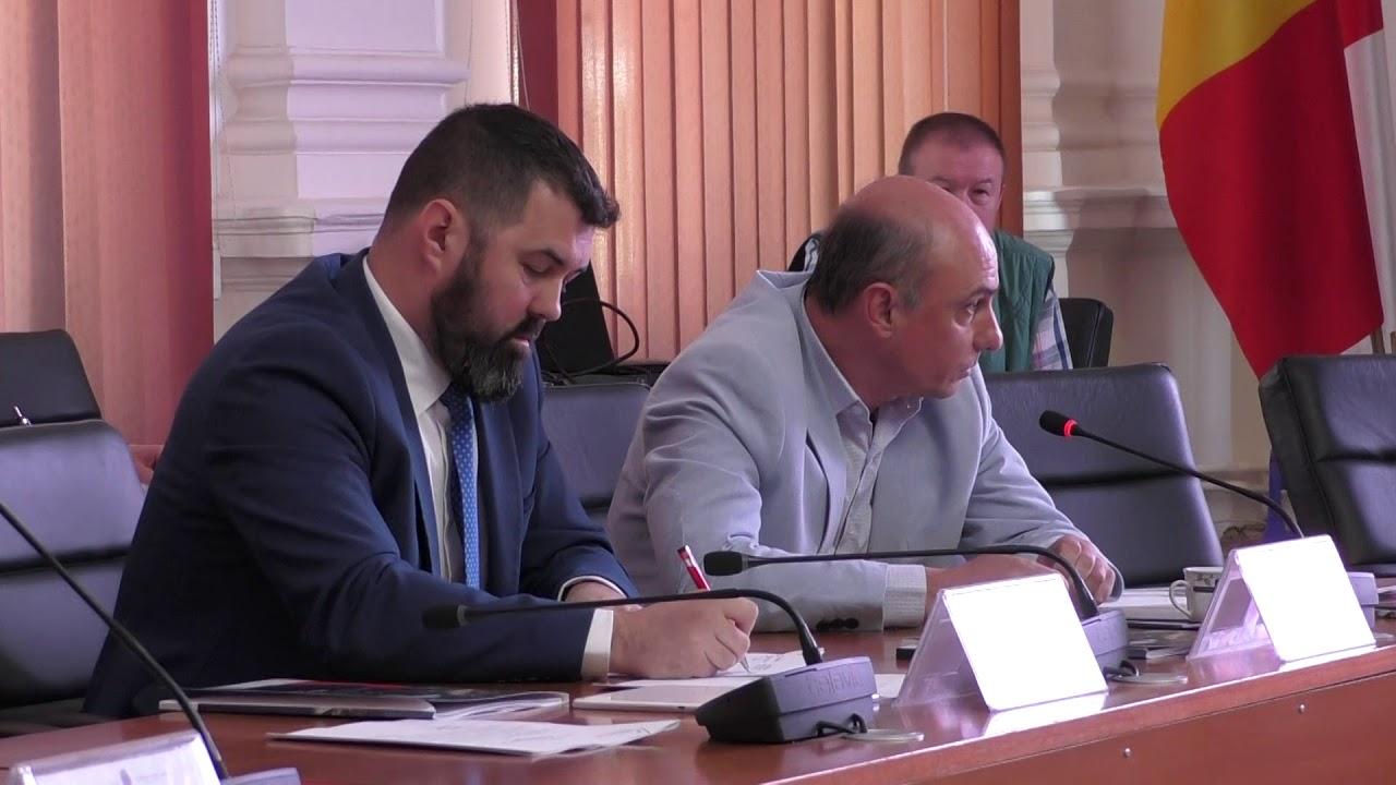 Discuții pe tema bugetului local, la Turda (19.04.2019)