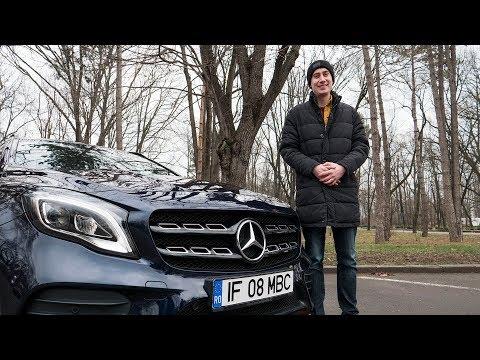 Mercedes-Benz GLA 220d: A-Class cu steroizi - Cavaleria.ro