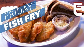 The Best Fish Fry in Milwaukee Is in the Basement of an American Legion — Open Road
