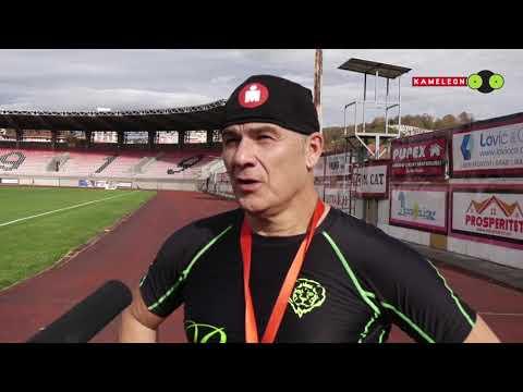 Drugi Tuzlanski Maraton: Dr. Adem Balić (Izjava)
