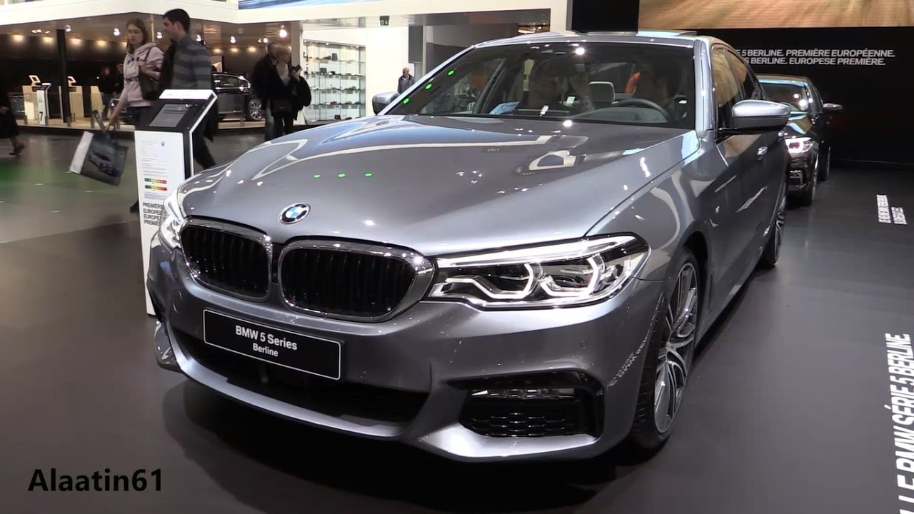 bmw 5 series 2017 new in depth review interior exterior youtube. Black Bedroom Furniture Sets. Home Design Ideas