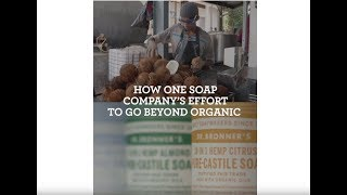 One soap company's effort to go beyond organic