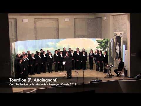 Dindirindin - Tourdion - Brani #4 e #5 - Coro Polifonico delle Madonie - Rassegna Corale 2012