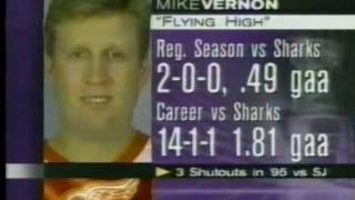 NHL on ESPN Playoffs Open 1995