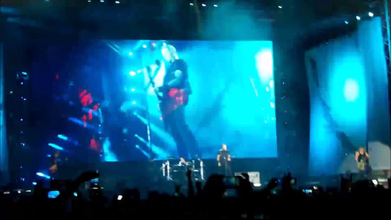 Metallica en Guatemala 2016 Full Concert - YouTube 30c6daa8f2e