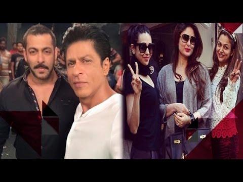 Salman Khan In Sharukh's Dear Zindagi |...