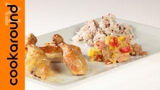 Pollo alla creola / Tutorial ricetta