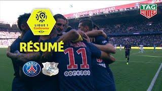 Download Video Paris Saint-Germain - Amiens SC ( 5-0 ) - Résumé - (PARIS - ASC) / 2018-19 MP3 3GP MP4