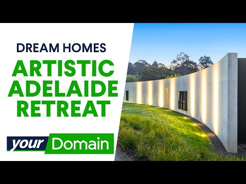 Dream Homes: Artistic Adelaide Retreat | Your Domain