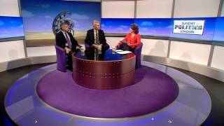 Greenwich Council bullying story - BBC Sunday Politics London, 8 December 2013