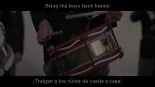 Pink Floyd - Vera & Bring The Boys Back Home (Español - Ingles)