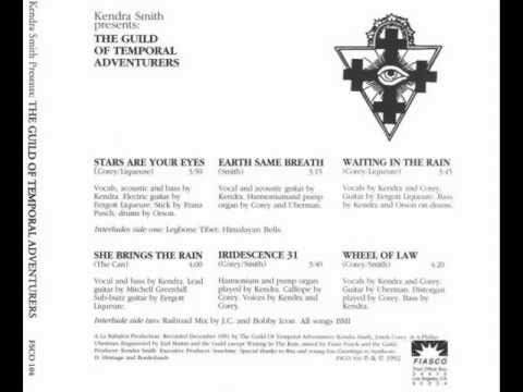 Kendra Smith -- Kendra Smith Presents The Guild Of Temporal Adventurers (Full Mini Album)