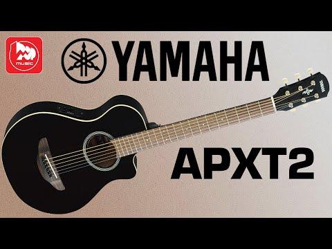 Электроакустическая гитара YAMAHA APXT2