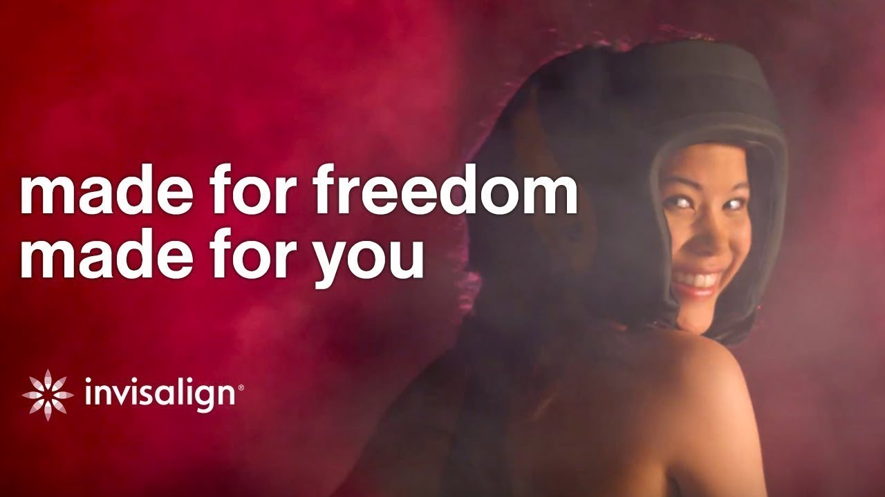 Made for Freedom. Made for You. | Invisalign