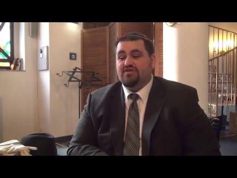Interview: Rabbiner Zsolt Balla Teil 1