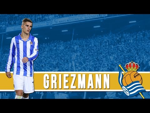 Antoine Griezmann - French Touch [Real Sociedad]