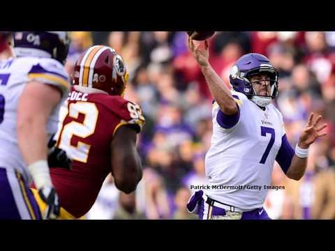 KC Joyner previewing  matchups of Eagles versus Vikings and Patriots versus Jaguars
