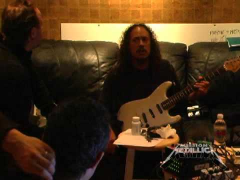 Mission Metallica: Fly on the Wall Platinum Clip (August 13, 2008) Thumbnail image