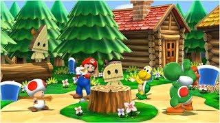 Mario Party 9 High Rollers - Toad vs Mario vs Koopa Troopa vs Yoshi Gameplay | MARIOGAMINGHUB