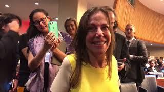 Mara Gabrilli eleita para Comissão da ONU sobre Direitos das Pessoas com Deficiência