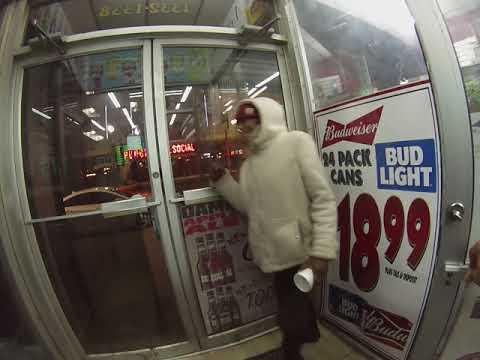 GRSE! Detroit 13jan17 Liquorville: The Homeless
