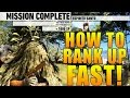 HOW TO RANK UP SUPER FAST IN GHOST RECON WILDLANDS! | EARN 1000 XP IN 2 MINUTES! | UNLIMITED XP!